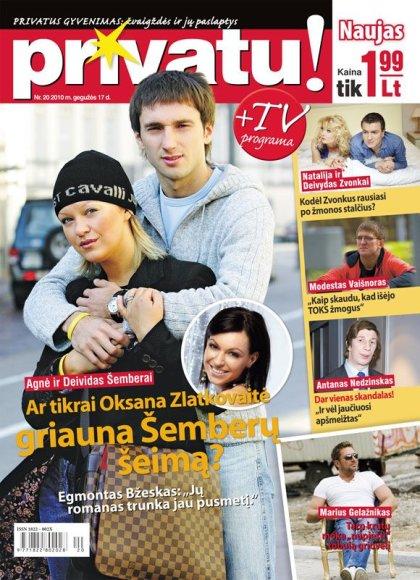 Agnė Armoškaitė-Šemberienė, Deividas Šemberas, Oksana Zlatkovaitė