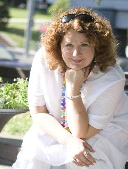Aktorė Larisa Kalpokaitė-Braškienė