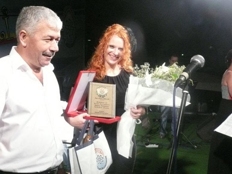 Donata Virbilaitė Turkijoje