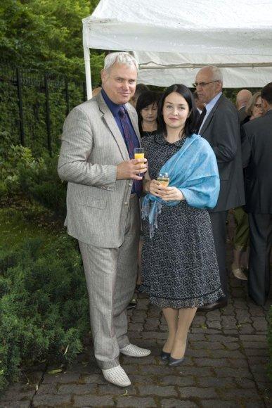 Vytautas ir Inga Grubliauskai