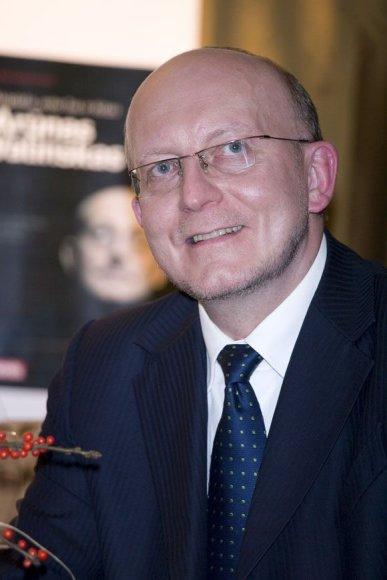 Seimo narys Arūnas Valinskas