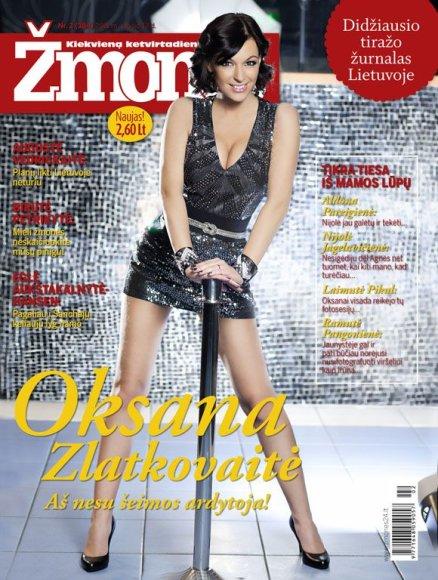 Oksana Zlatkovaitė