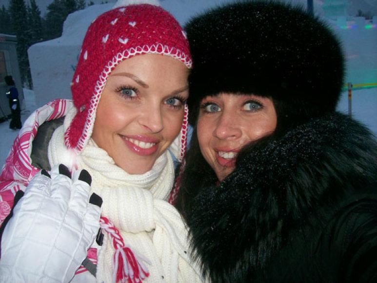 Skaistė Steikūnaitė ir Ingrida Kazlauskaitė