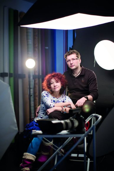 Redita Dominaitytė ir Deivis Lukas