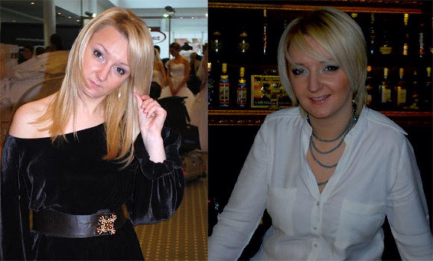 Viktorija Mauručaitė anksčiau ir dabar