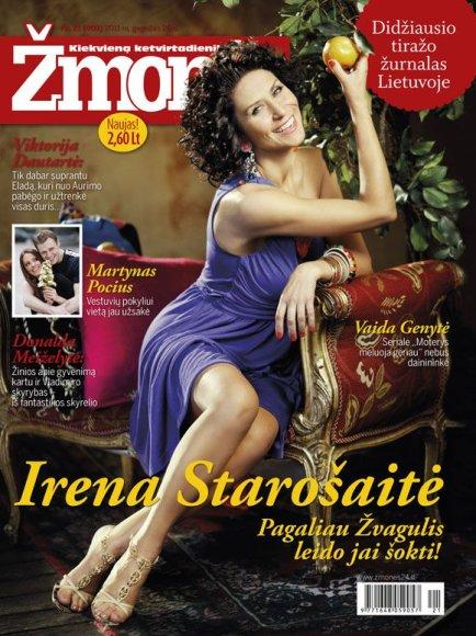 Irena Starošaitė