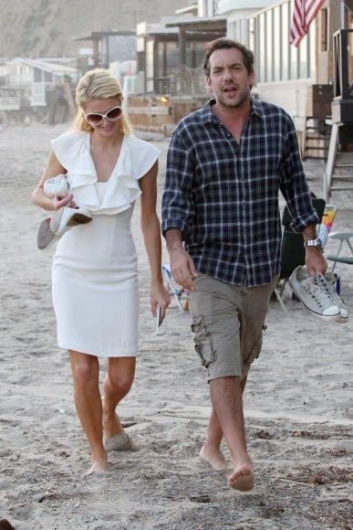 Paris Hilton ir Toddas Phillipsas