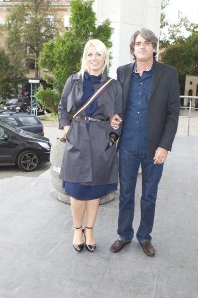 Jovita Valeikaitė ir Claudio Azzaretti