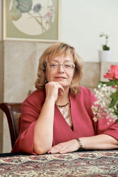Parapsichologė Liudmila Litvinienė