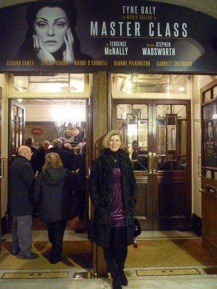 N.Narmontaitės išvykos į Londoną akimirka