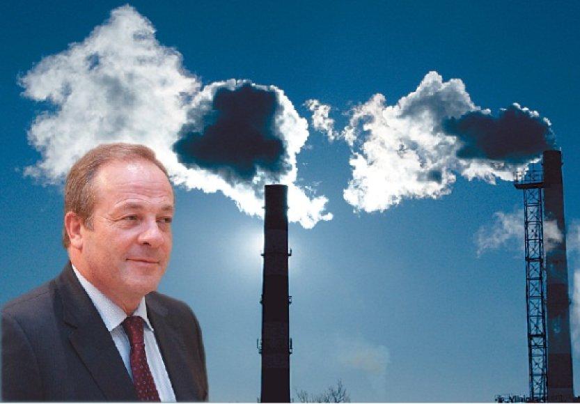 R.Adomavičius neįtikino partijos kolegų, kad būtina pratęsti sutartį dėl šilumos ūkio nuomos.