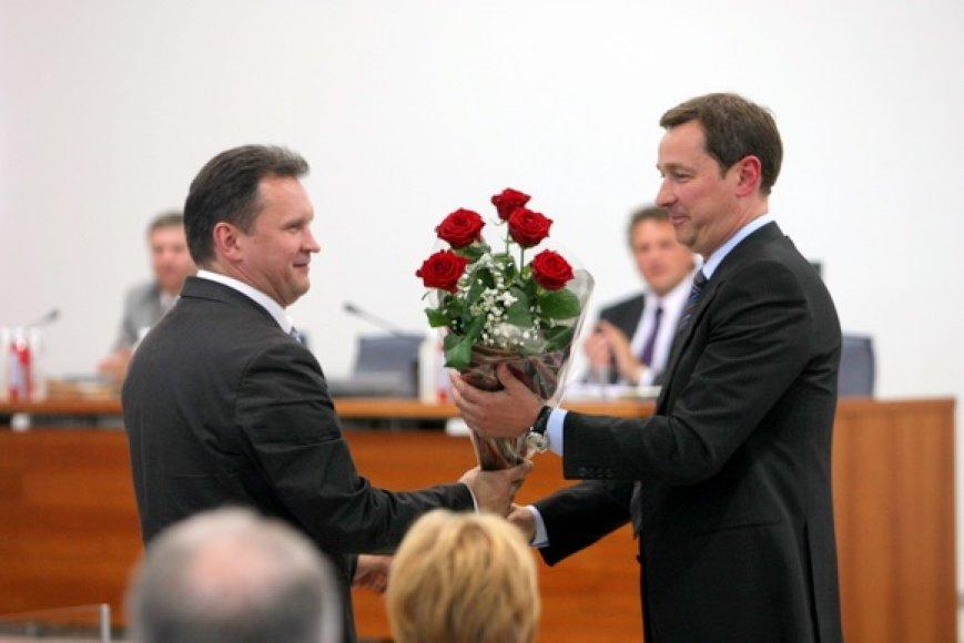 J.Kaminkis tapo Vilniaus mero pavaduotoju.