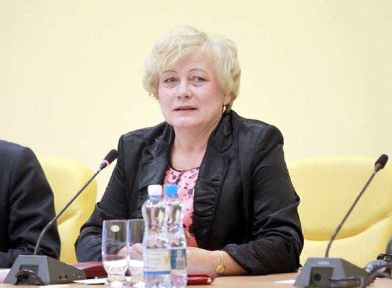 Vilniaus rajono merė demokratijos principus supranta savaip – jos manymu, teisę pasisakyti turi ne visi.