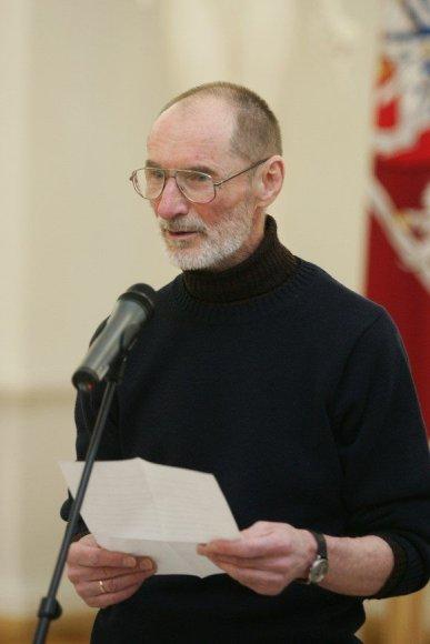 A.Andriuškevičius yra apdovanotas ir Nacionaline kultūros ir meno premija.