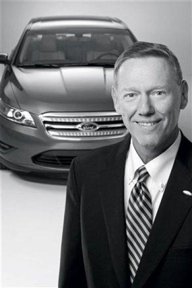 """""""Ford Motor Company"""" bosas Alanas Mulally"""