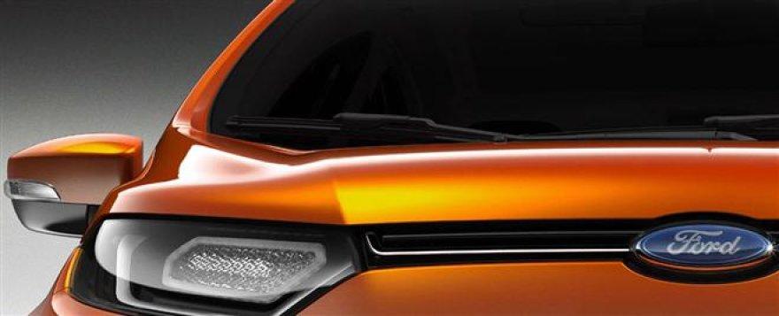 """Ford Fusion"" užuomina"