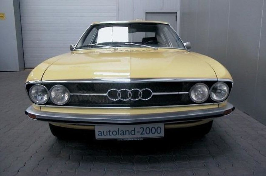 """""""Audi 100 Coupe S"""""""