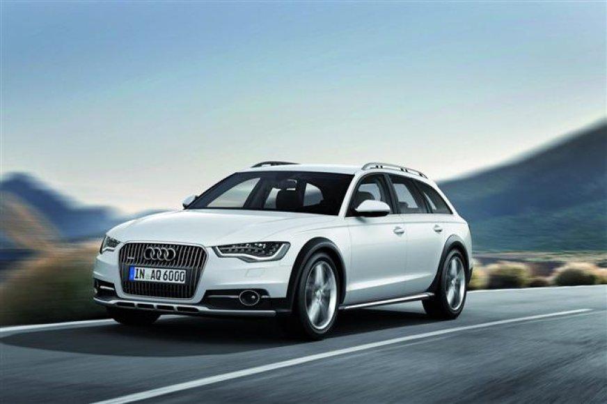 """""""Audi A6 Allroad"""""""