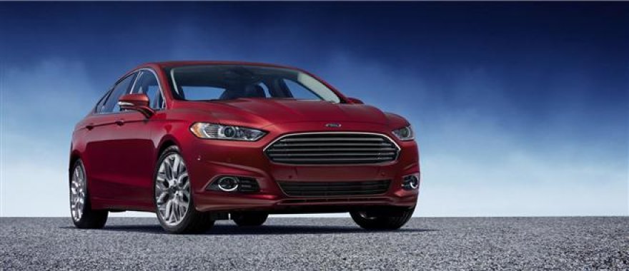 """""""Ford Fusion"""""""