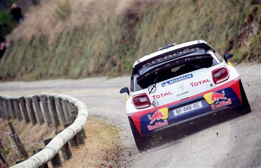 WRC. Monte Karlo ralis