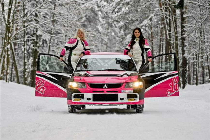 Vesta Survilienė ir Joana Survilaitė