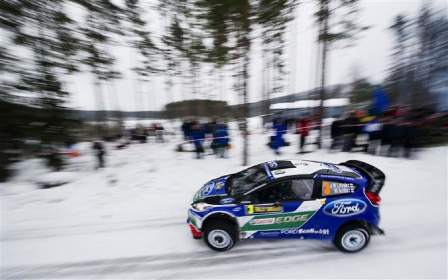 """Rally Sweden 2012"" dienoraštis. Antroji lenktynių diena"