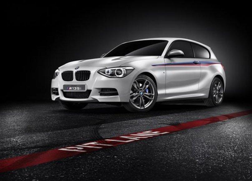BMW M135i koncepcija