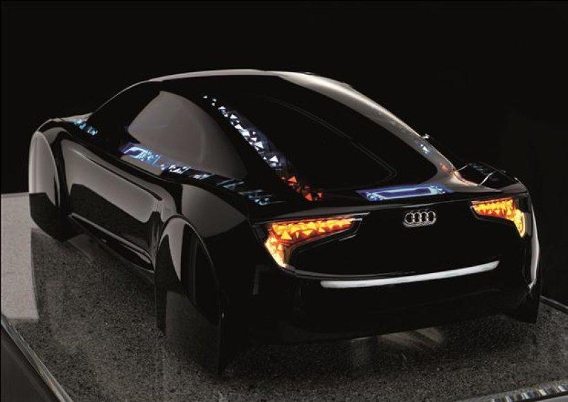 """Septynios """"Audi"""" vystomos ateities technologijos"""