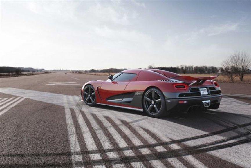 """2013-ųjų modelio """"Koenigsegg Agera R"""""""