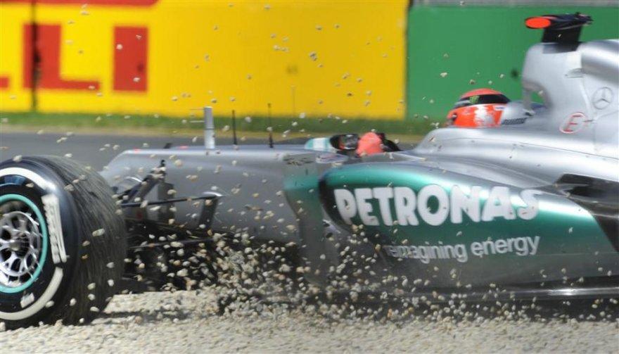 """""""Formulės-1"""" Australijos GP kvalifikacija"""