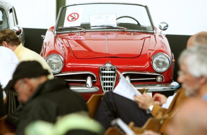 """""""Alfa Romeo"""" švenčia 100 metų jubiliejų!"""