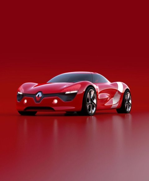 """""""Renault DeZir"""""""