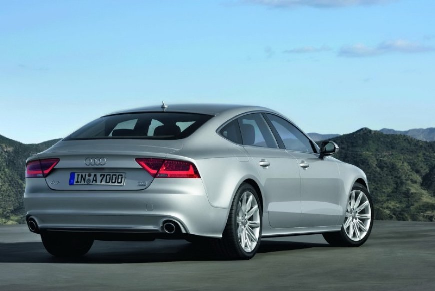 """Audi A7 Sportback"""