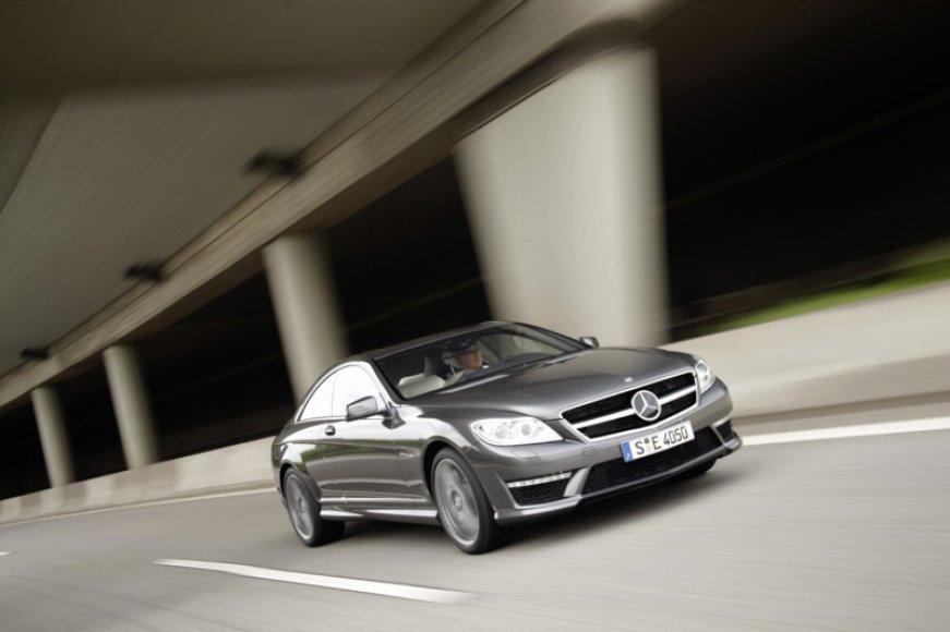 """Mercedes–Benz CL63 AMG"""