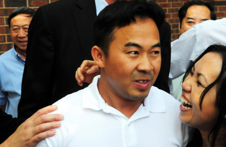 Koua Fong Lee paleistas į laisvę