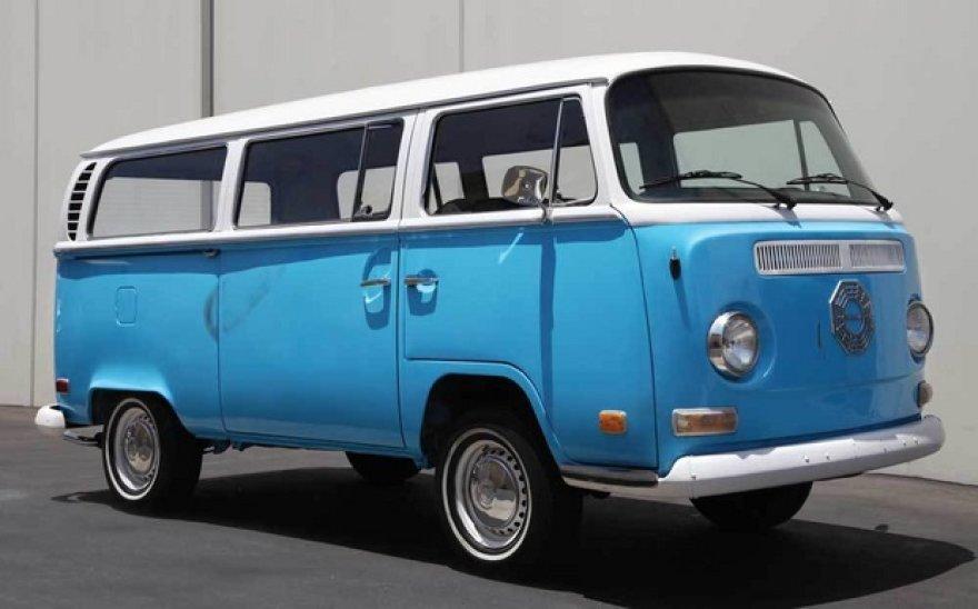 """""""Dharma"""" kompanijos """"VW"""" autobusukas iš serialo """"Lost"""""""