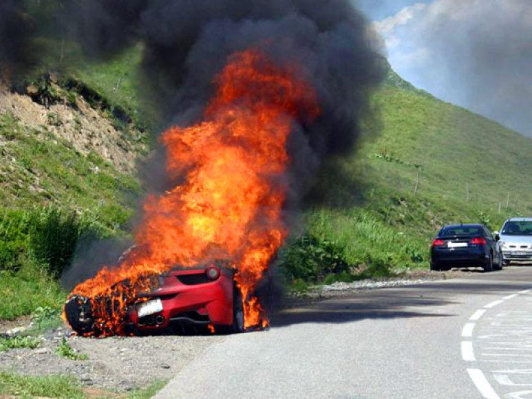 """Deganti """"Ferrari 458 Italia"""""""