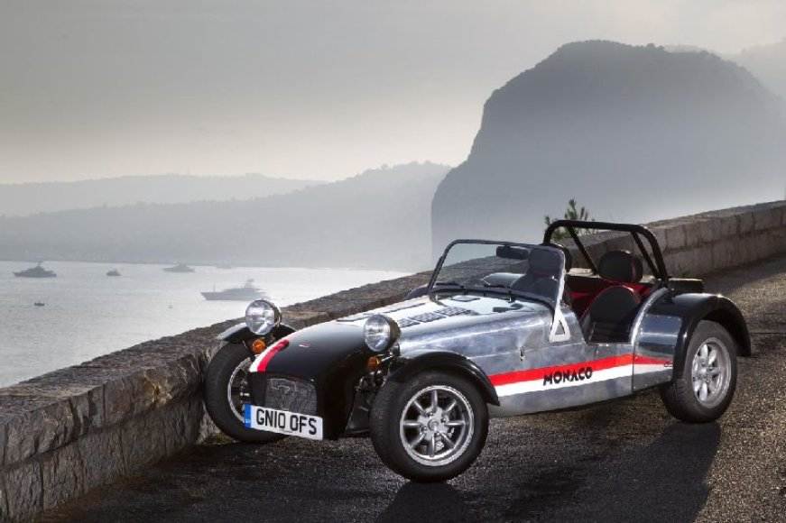 """Caterham Roadsport 125 Monaco"""