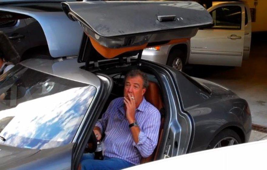 """""""Top Gear"""" atvažiuos į Lietuvą?"""