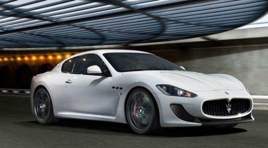 """Galingiausias """"Maserati"""" – """"Granturismo MC Stradale"""""""