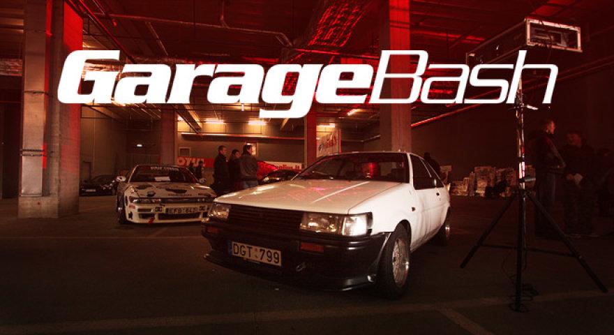 "PER4M MAG: ""Garage Bash 2"""
