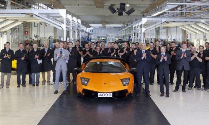 """""""Lamborghini Murcielago LP 670–4 SV"""""""