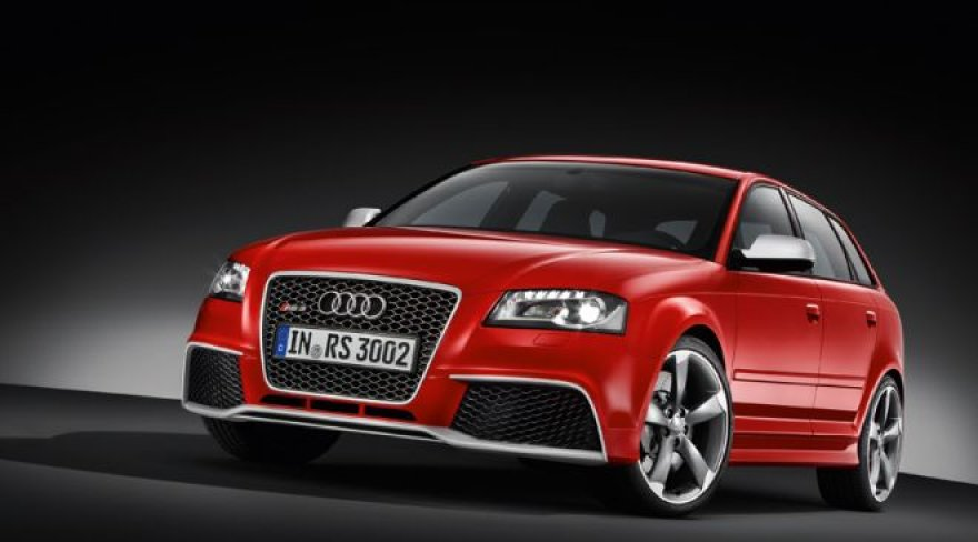 """""""Audi RS3"""" su 335 AG"""