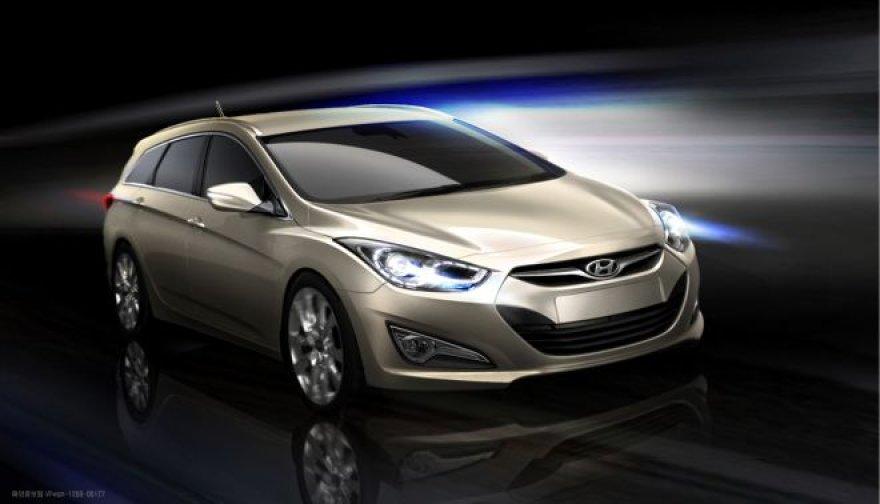 """""""Hyundai i40"""" koncepcija"""