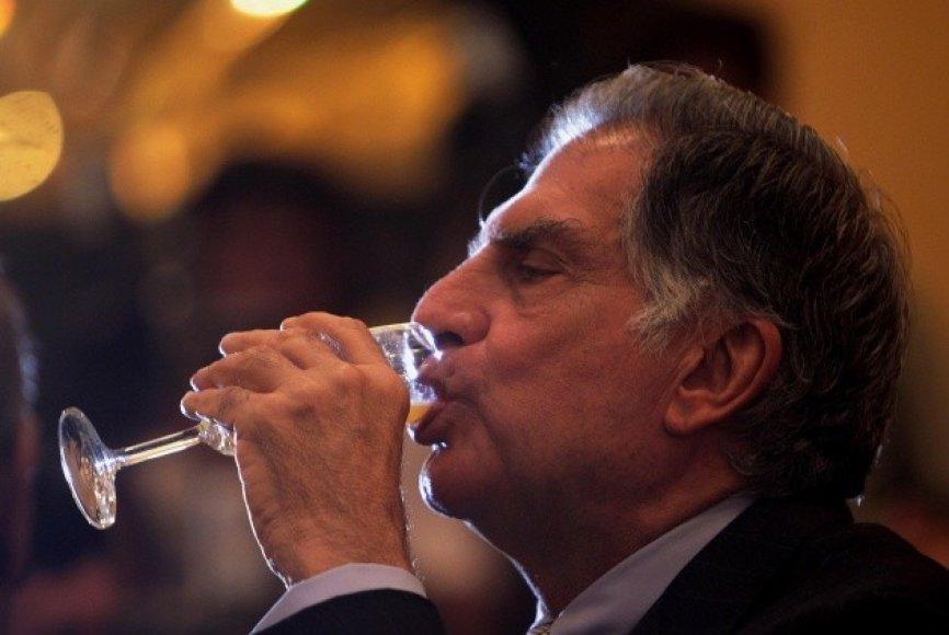 Vienas turtingiausių indų - Ratanas Tata