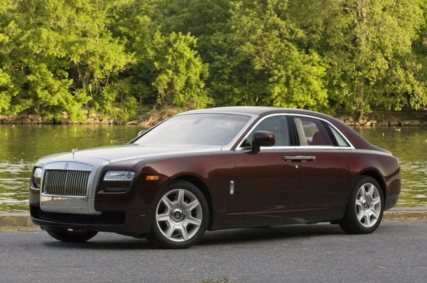 """Rolls-Royce Ghost"""