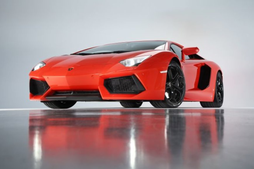 """Lamborghini Avendator LP700-4"""