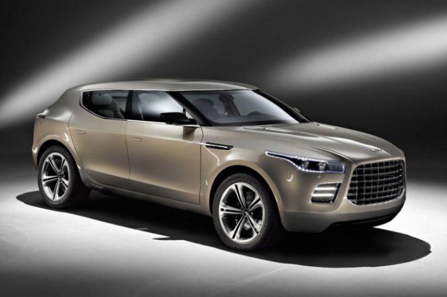 """Lagonda"" koncepcinis modelis"