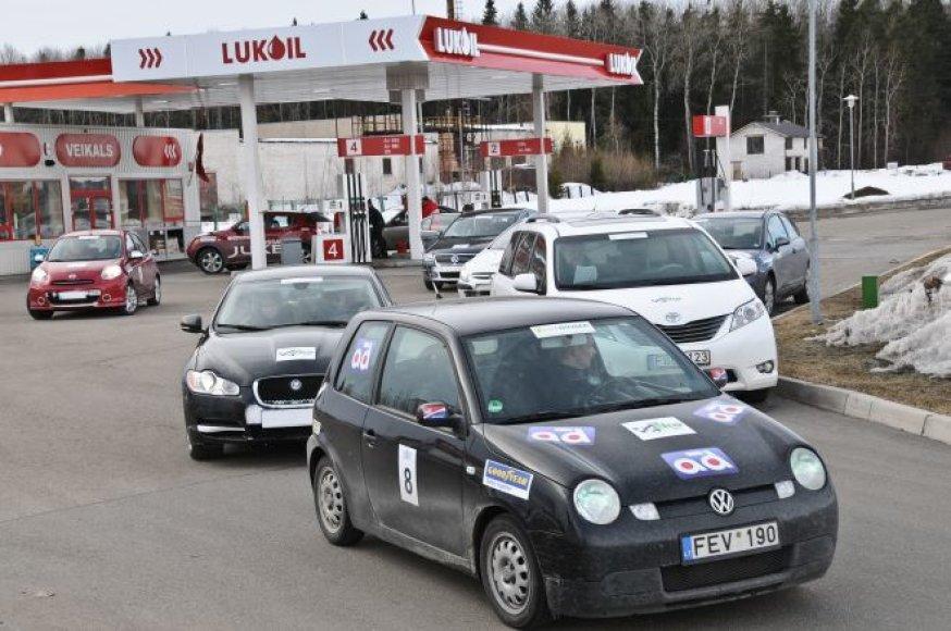 Ekonominis žygis Vilnius – Talinas – Vilnius