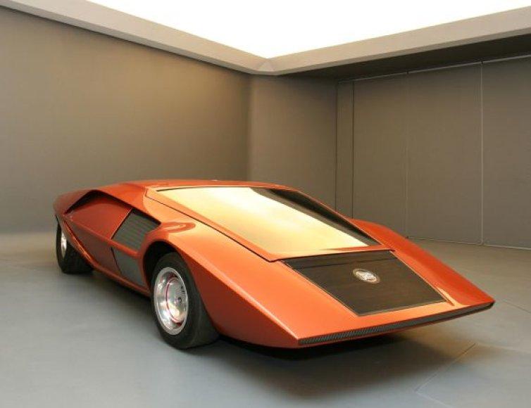 """1970 m. """"Lancia Stratos HF Zero"""""""